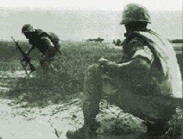 TSN, TET 1968, Combat A.P. E6