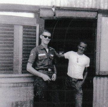 Tom Jablon and Daryl Skare.