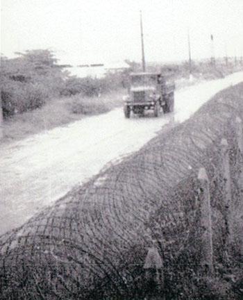 Perimeter Road SPS Patrol.