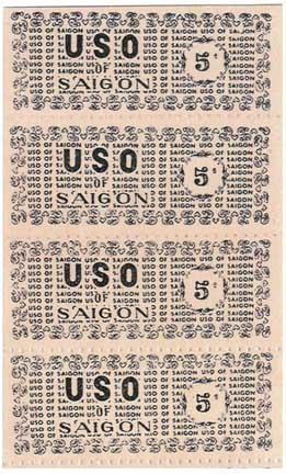 USO of Saigon chips.