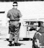 Bien Hoa AB, Air Police - Law Enforcement