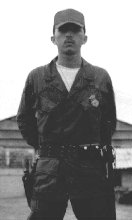 Airman Ernest Govea, Bien Hoa, Vietnam