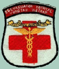 36th Evacuation Hospital, Vunk Tau Vietnam, 1965-69
