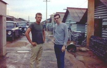 Airmen Whipple & Myers