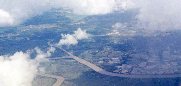 Bien Thuy Air Base, Mekong Delta. MSgt Summerfield: 01