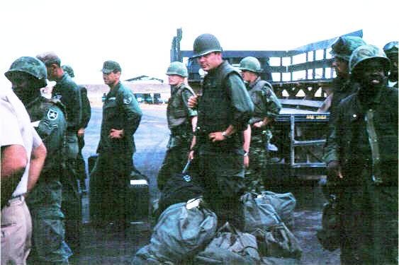 036: Binh Thuy AB, SPS. Photo by: Dr. Mel Hecker, 1968