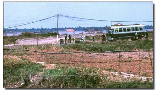 Binh Thuy Civilian Gate.