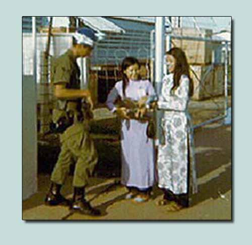 Binh Thuy Civilian Gate. Pfaff.