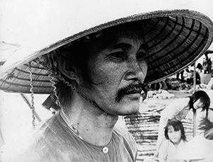 11. Binh Thuy AB: Vietnames man.1970-1971.