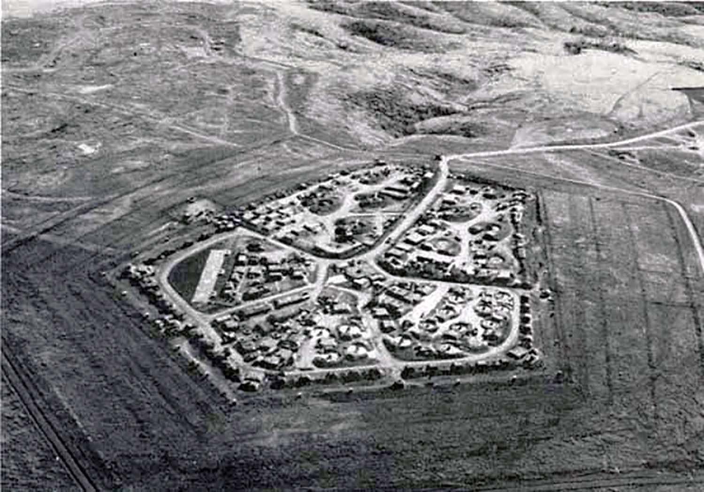 1-Aerial photos of Camp Carroll