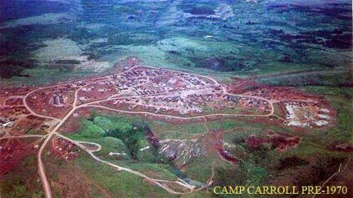 2-Aerial photos of Camp Carroll