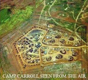 3-Aerial photos of Camp Carroll