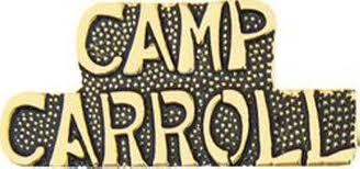 Camp Carroll - Pin.