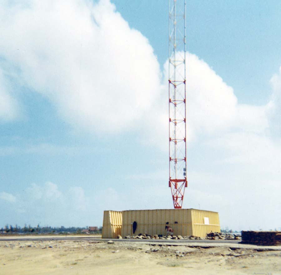 Camp Carroll: This is the USAF Radio Tower