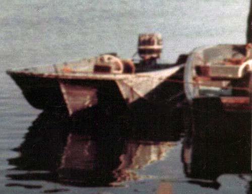 12th SPS Neptune Boat Dock (Wayne Kasper) 1969-1970