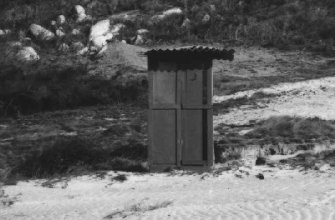 CRB Firing Rang Outhouse - 2