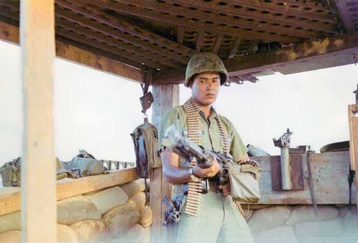 1. Cam Ranh Bay AB: John Balderas.Once Upon A Time.