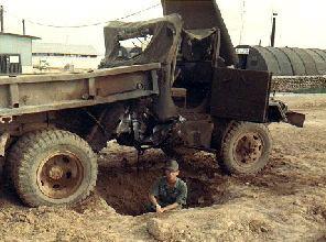 Đông Hà Air Field AB, DirectHit - Truck