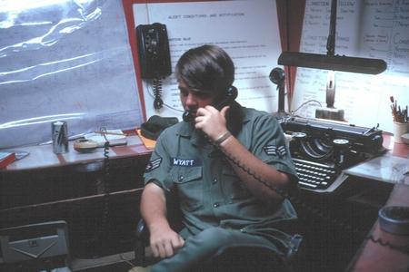 9. Đông Hà Air Field: Command Post.