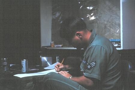 10. Đông Hà Air Field: Command Post.