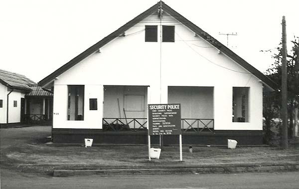 5. Don Muang AB, 631st SPS, CSC building.