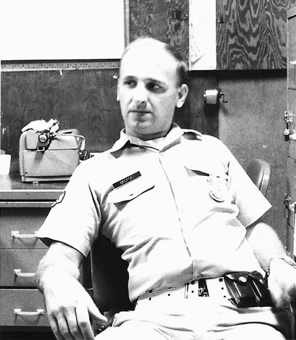 8. I include a pic of my Flight Chief, Thomas Okopski, the only lifer I ever met that wasn't a self-centered egotistic manic.He was really as straight shooter, fair to all and would stand up for his troops.