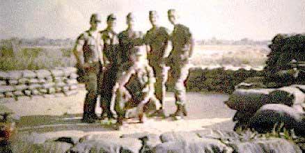 [2] USAF 81mm Mortar Team at Da Nang AB, RVN.