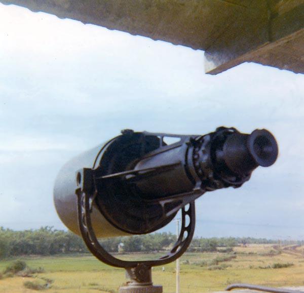 4a. Da Nang AB, Perimeter Tower, Alpha-3, Starlite scope (TVS-4 or TVS-4A