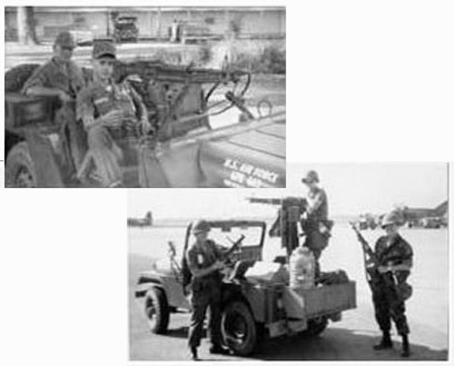 3. Da Nang AB, 366th SPS.366th SPS Cobra Flight Hut 10. Photo by: Ralph Manganiello Jr. 1966-1967.