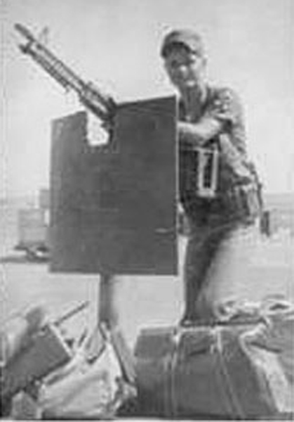 5. Da Nang AB, 366th SPS. Photo by: Ralph Manganiello Jr. 1966-1967.