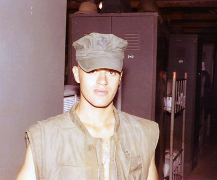 13. Da Nang AB, 366th SPS.Hut photo. Photo by: Ralph Manganiello Jr. 1966-1967.