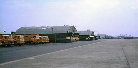 12. Da Nang AB, flight line.