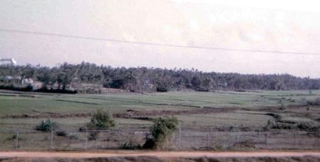 31. Da Nang AB, East perimeter Road.