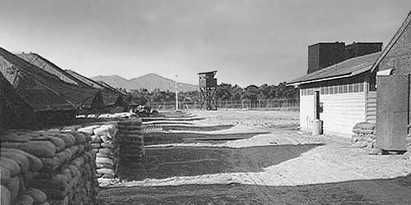 8. Da Nang AB perimeter Bunker and Tower. Photo by: Bob Knoops.