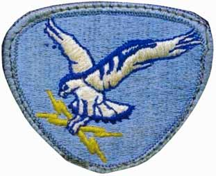 1041st Security Police Squadron (Test) Emblem - 1970