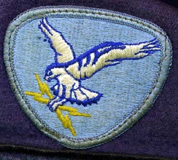821st Safeside Beret Patch