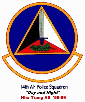 14th Air Squadron Emblem, Nha Trang