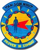 377th Security Police Squadron Emblem, Tan Son Nhut