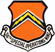 56th SOW, SPECIAL OPERATIONS Wg
