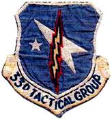 33rd TAC GRP.