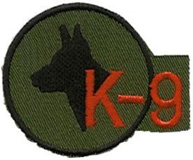 635th SPS, K9 Beret Patch U-Tapao RTAFB 1966-1976