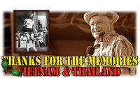 Bob Hope Show, Vietnam and Thailand. Weekly Graphic Art by, Don Poss.