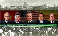 Vietnam War Presidents