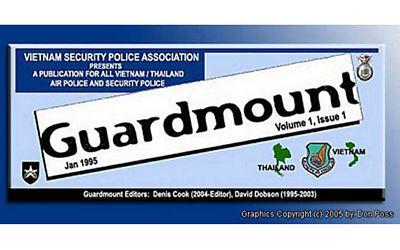 VSPA.com Slideshow: Guardmount, Issue 1, Volume 1, 1995