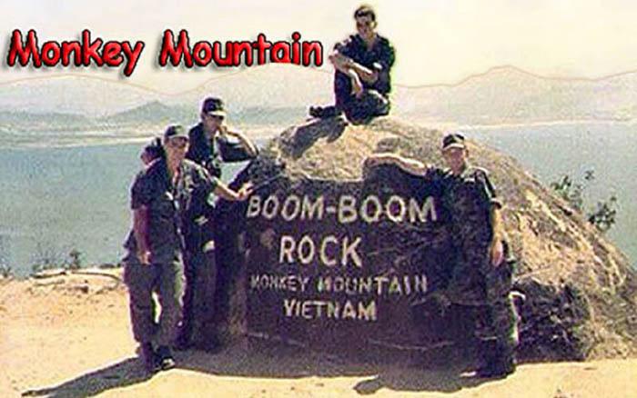 Monkey Mountain, Da Nang AB