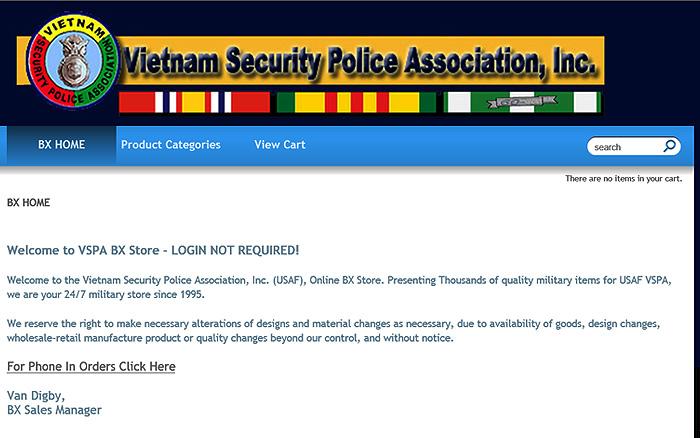 VSPA BX NOW OPEN - No Login Required