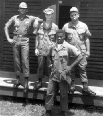 8. NKP RTAFB, Heavy Weapons. 1967-1968. Photo by: Grady Meeks, NKP, 56th SPS; PC, 37th SPS, 1967-1968; 1969-1970.
