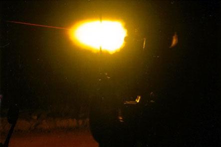 2. Phan Rang AB: QRT Mini-Gun. Photo by: Kirk.