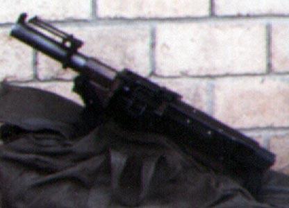 7. Tuy Hoa AB, QRT Weapons. Photo by: Domenic Sebben, NT, 14th SPS; TUY, 31st SPS, 1969-1970.
