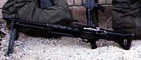 9. Tuy Hoa AB, QRT Weapons. Photo by: Domenic Sebben, NT, 14th SPS; TUY, 31st SPS, 1969-1970.
